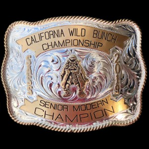 SASS Winner Buckle