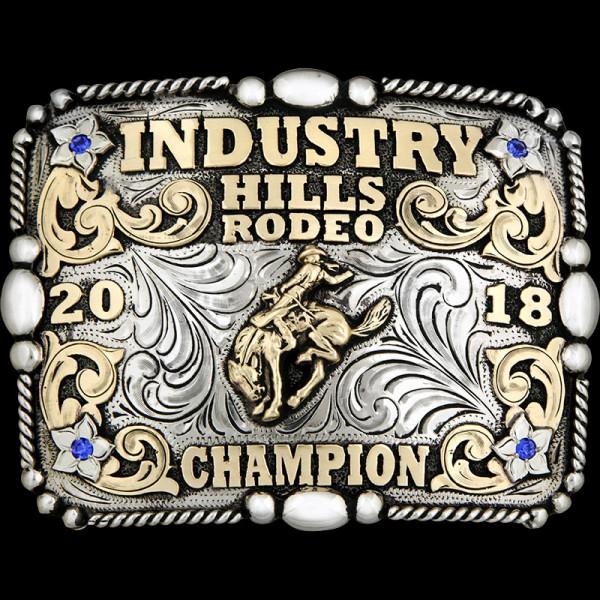 Custom Belt Buckle