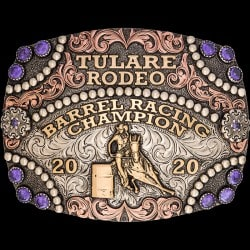 Custom Trophy Award Belt Buckles