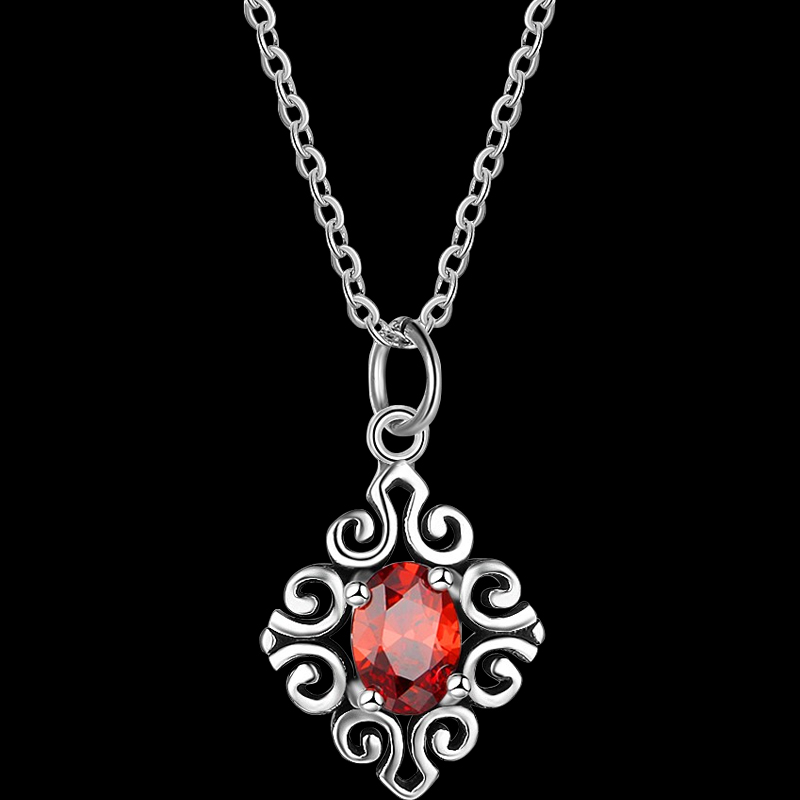 South Red Necklace