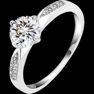 Seven Stones Promise Ring