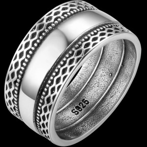 Shenandoah Band Ring