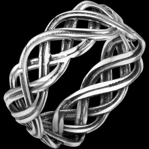 Wire Braid Ring