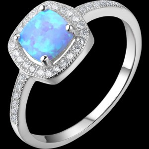 Opalscence Ring