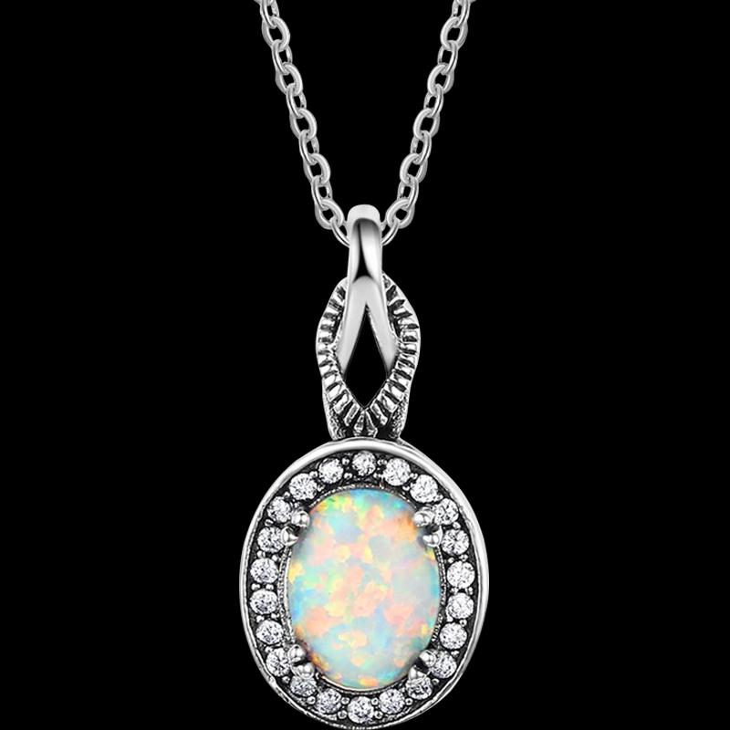 Opalscence Necklace