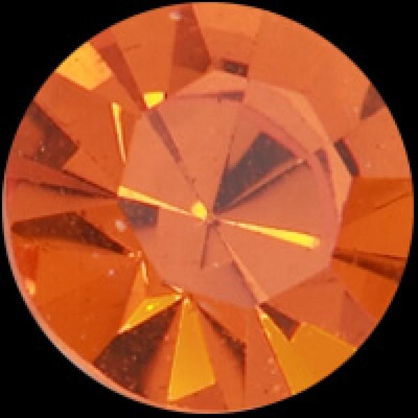 Orange stone